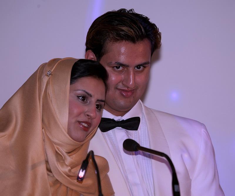 Wohndesign Tamara Petersen: 2011 Angel Film Awards