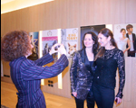 Filmmakers AFA-Monaco Opening with Victoria & Izzy Vaughan, Mary Sewell